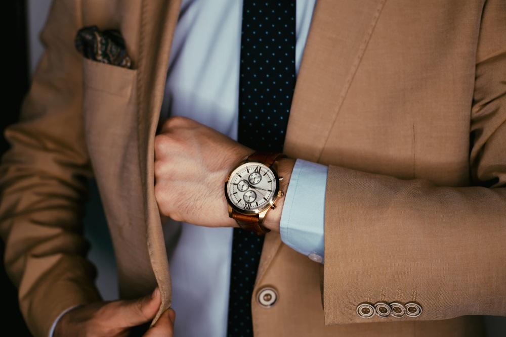 Heren horloge kerst cadeau