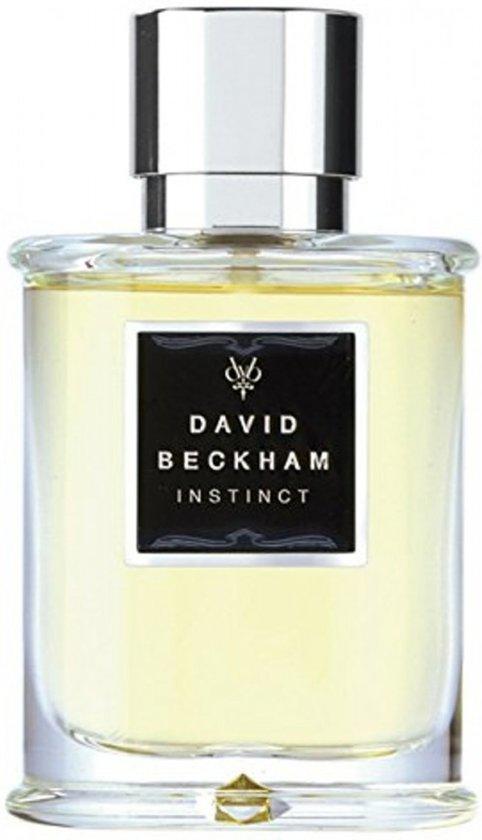 David Beckham Instinct 75 ml - Eau de Toilette - beste Herenparfum
