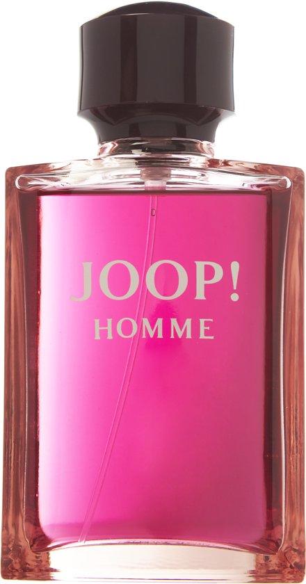 Joop! Homme 125 ml - Eau de Toilette - beste mannenparfum