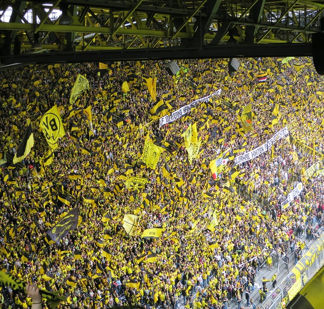 Voetbalstadion (4)