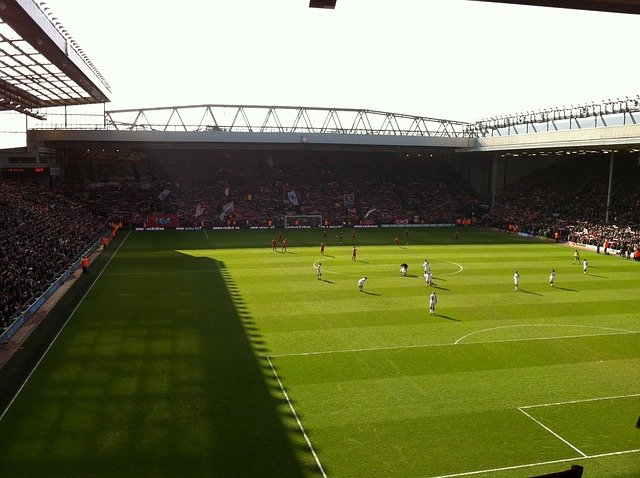 Voetbalstadion (2)