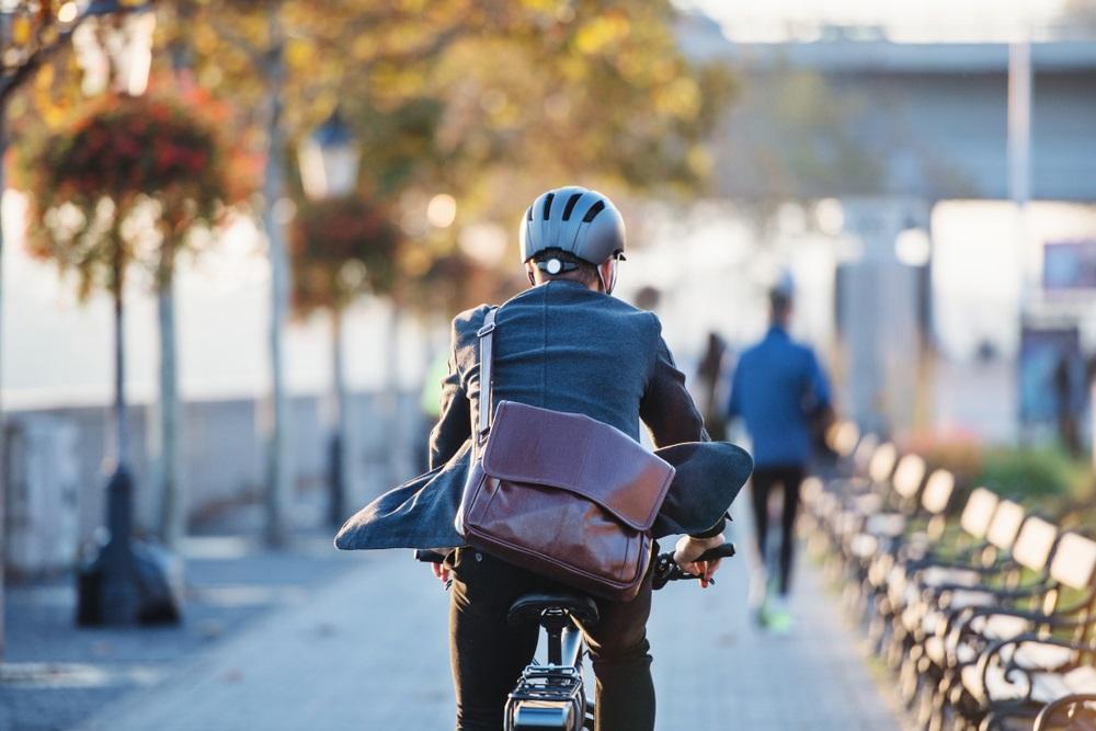 Waarom we steeds vaker worden ingehaald op het fietspad
