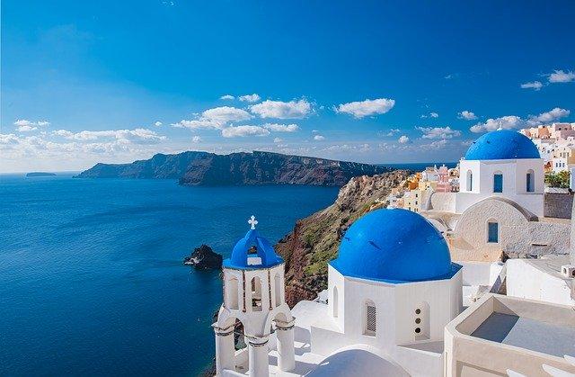 De cycladen prachtig vakantiebestemming