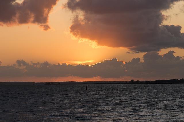 Varen op het IJsselmeer