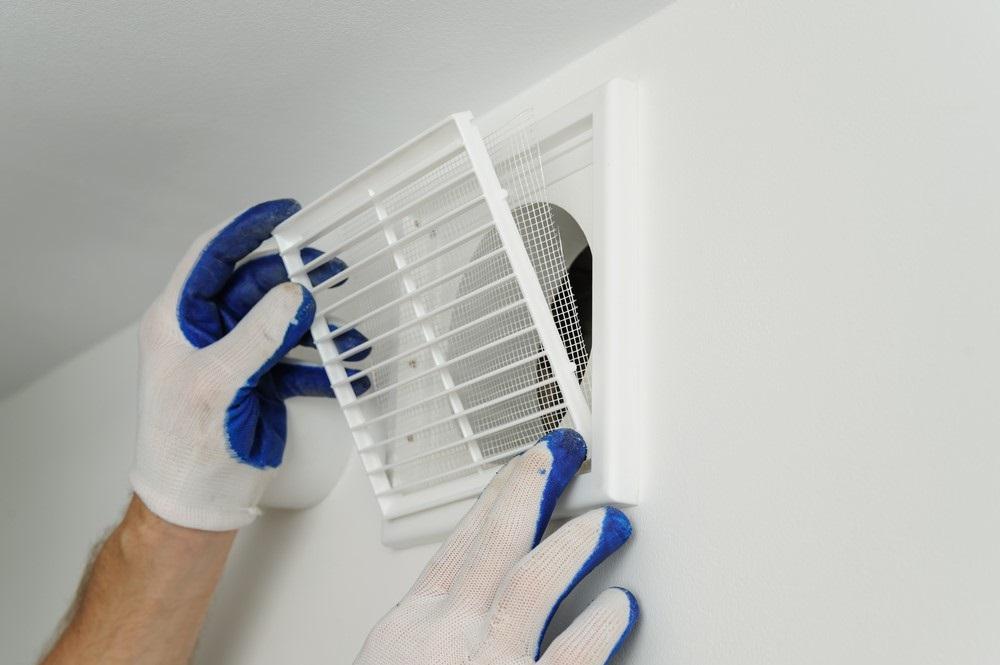 Goede ventilatie in huis