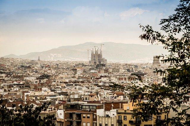 Roadtrips Barcelona Europa