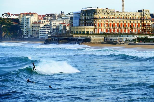 Roadtrip Biarritz
