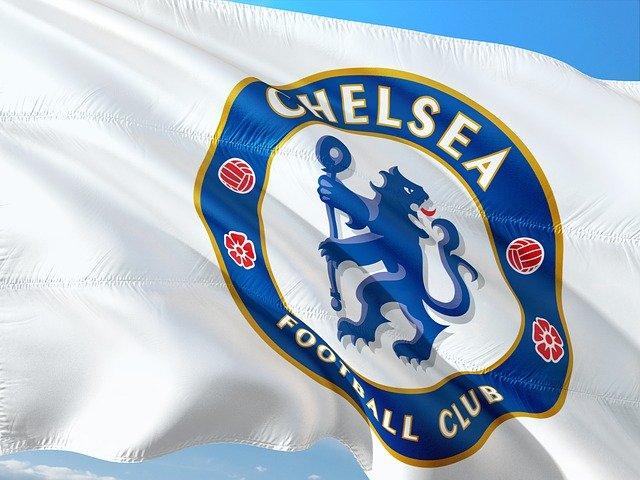 Speler en coach van Chelsea