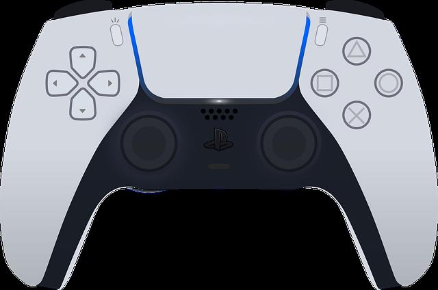 De PS5 controller