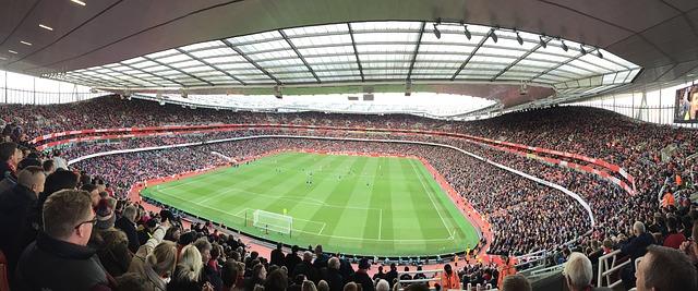 Emirates Stadium PL, stadions Premier League
