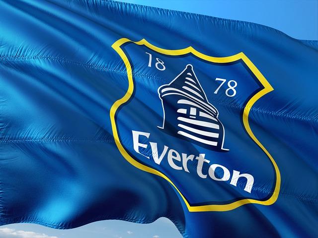 Everton Grootste stadions Engeland