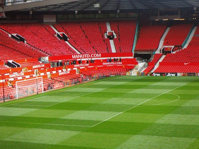 Old Trafford grootste stadion Premier League