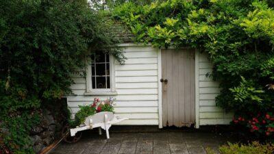 Hoe bouw je een mancave in je tuin