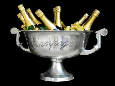 Lekkere champagne