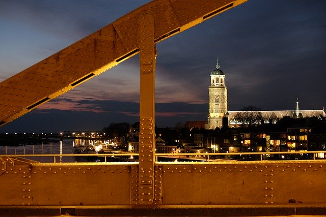 Deventer oude stad