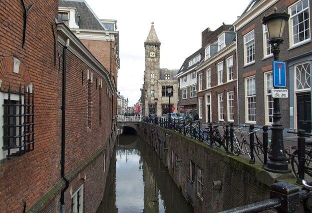 Oudste steden Nederland