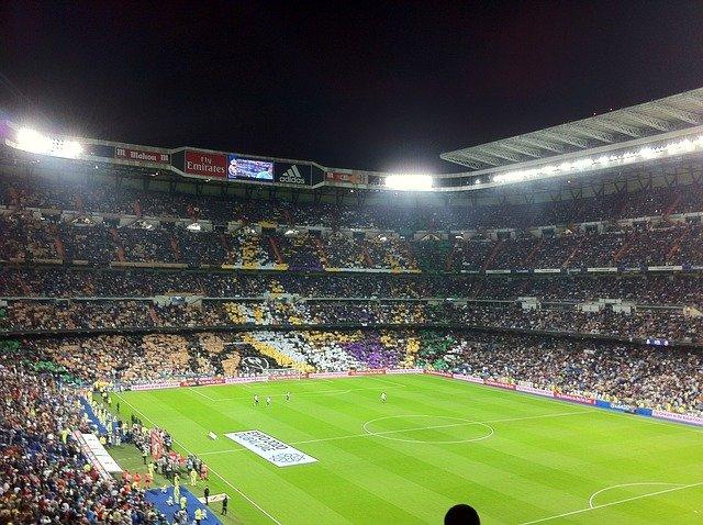 Bernabeu een van de grootste stadions van Spanje