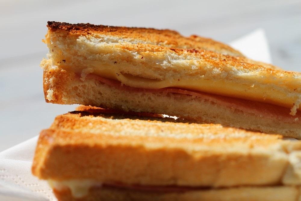 Maak de lekkerste tosti