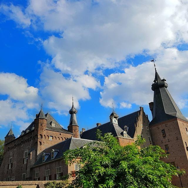 Mooiste kastelen Nederland Doorwerth