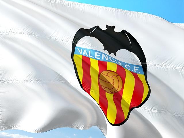 Mestalla stadions Spanje