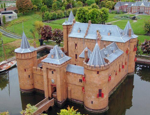 Mooiste kastelen van Nederland