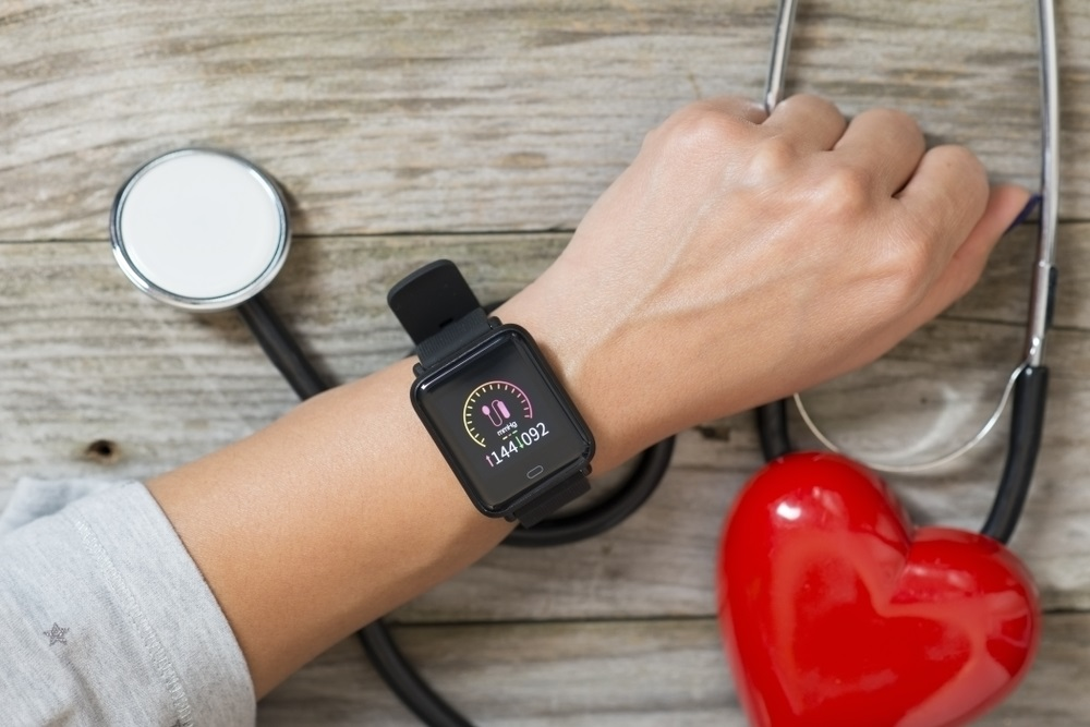 Bloeddruk horloge