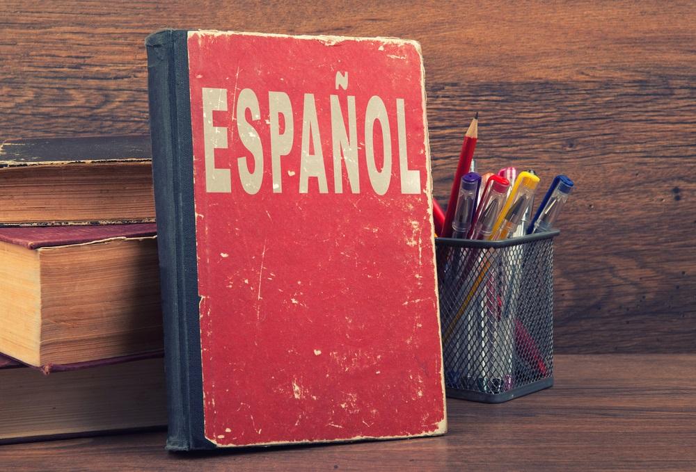 Boek Spaans leren