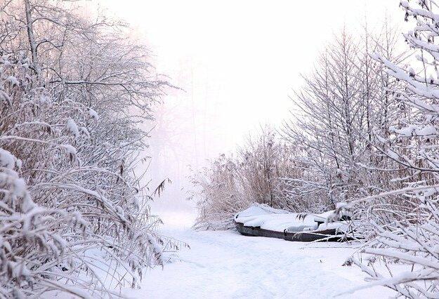 Koudste winter Nederland