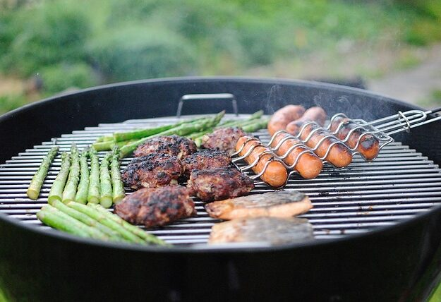 Barbecue trends