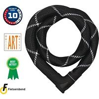 ABUS Iven Chain 8210 Kettingslot