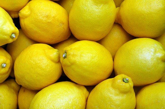 Mediterrane citroen planten