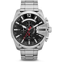 Diesel Zilverkleurig Mannen Horloge DZ4308