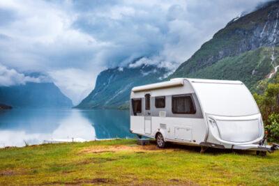Mega caravan