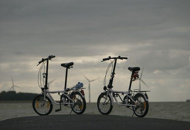 Rondje IJsselmeer fietsen