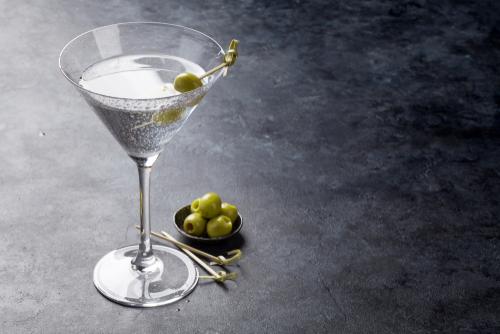 Cocktail 007 voor mannen
