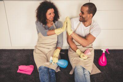 Zo houd je je woning het gemakkelijkst schoon