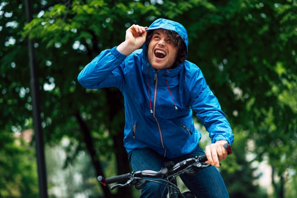 Beste regenjas fiets heren