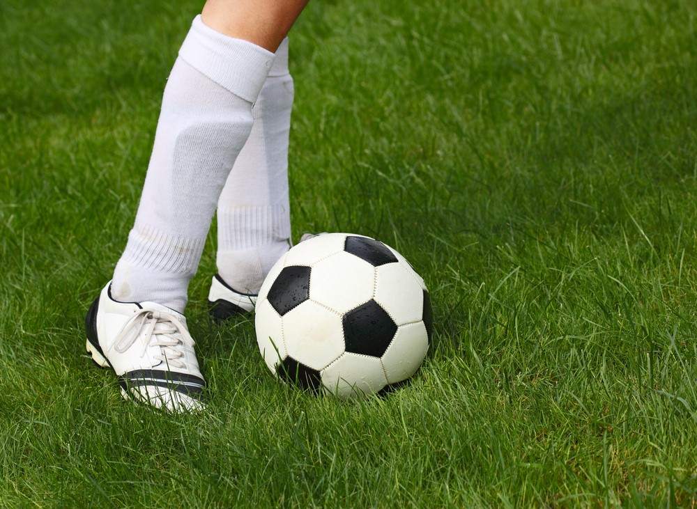 Scheenbeschermers voetbal