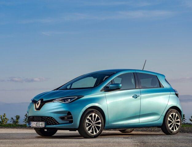 5 gewilde elektrische auto's voor private lease