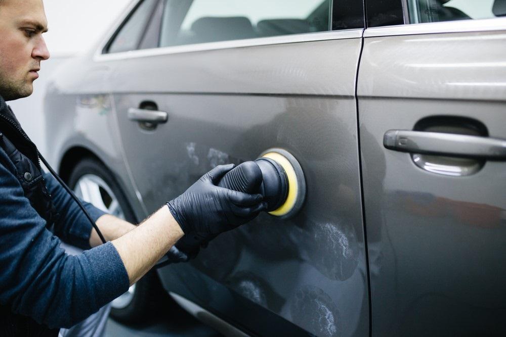 Krassen op je auto zelf repareren